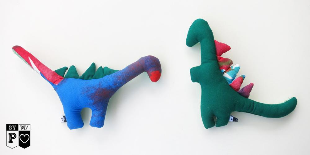Die Dinos! Greif- & Kau-Dinos für Babies – byPriska
