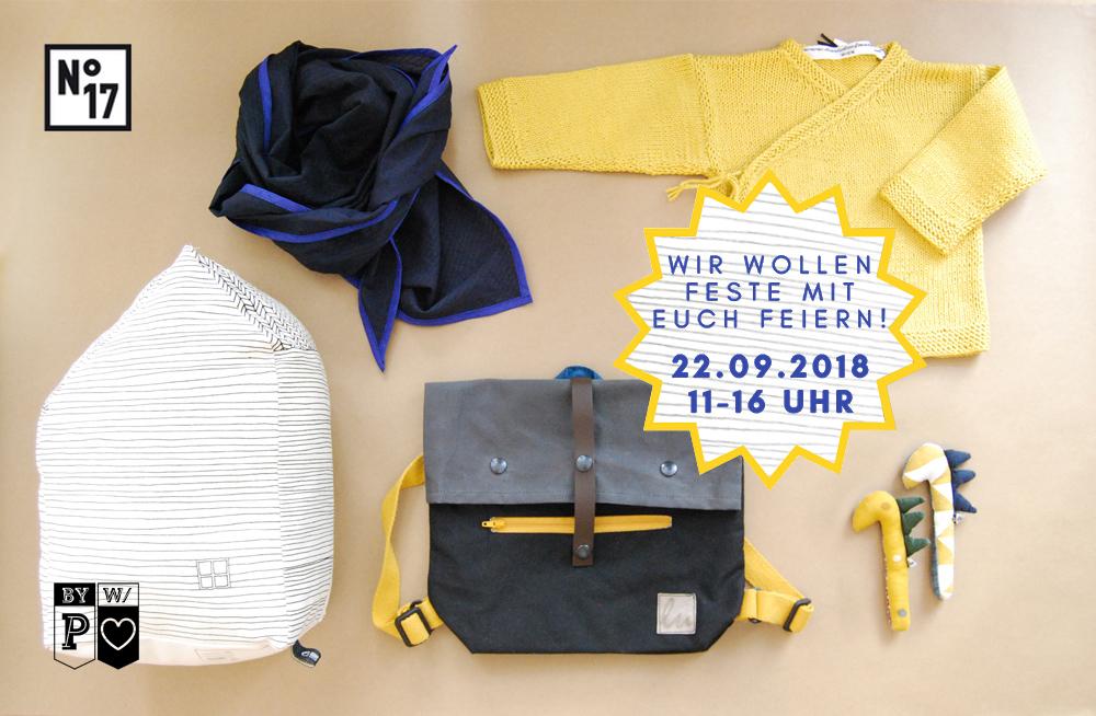 No17 Herbst-Fest am 22. September 2018