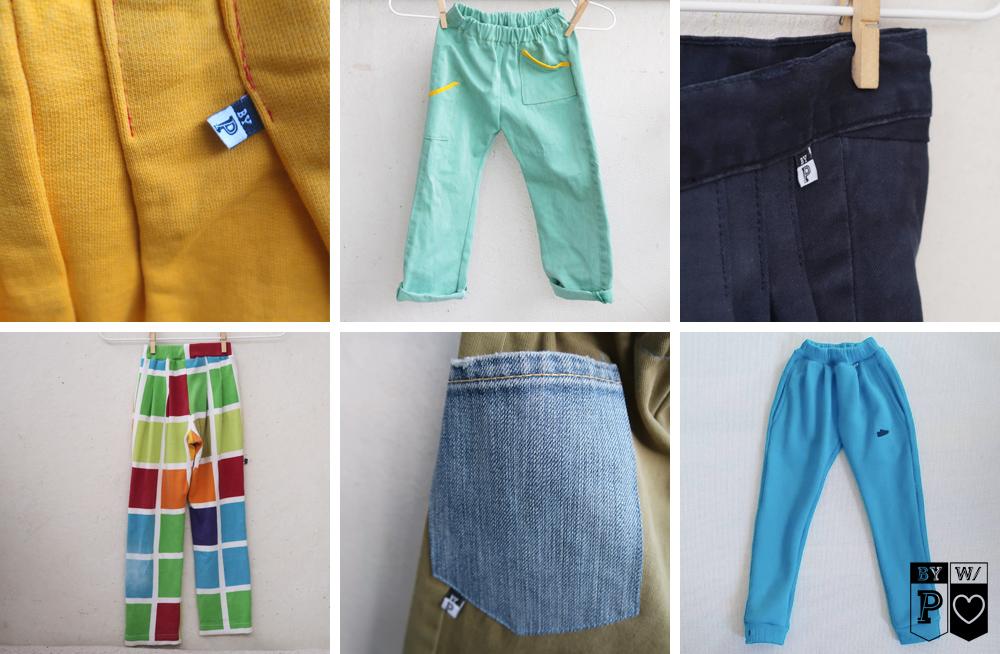 Kinder-Hosen aus Onkels T-Shirt & Sweatpants, Mamas Jeans, Papas Chinos & Sweater
