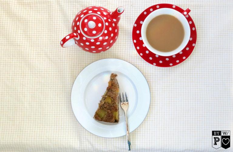 Mohn-Rhabarber-Kuchen – Super yummy