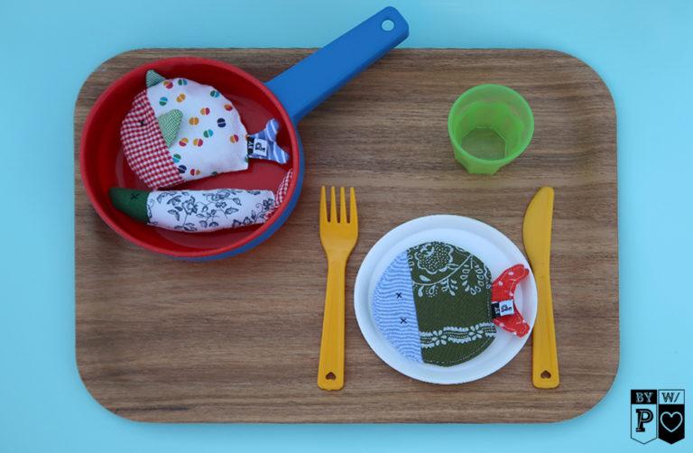 Fische für die Kinderküche